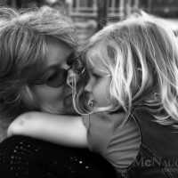Nana and her Granddaughter