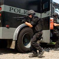 SWAT Team Maneuvers