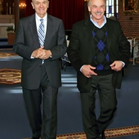 William Day and Rocky Bleier
