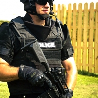 Police Officer Poses