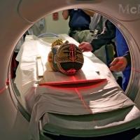 CT Scan of Child Mummy
