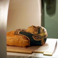 CT Scan of Egyptian Child Mummy