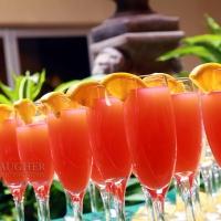 Mardi Gras Party Drinks