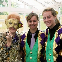 Mardi Gras Party at Crystal Conservatories