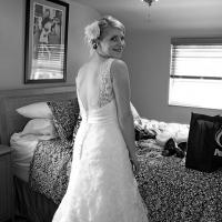 Wedding Day Candid