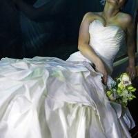 Modern Bride Portrait